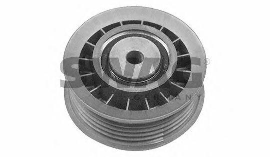 10030004 SWAG Deflection/Guide Pulley, v-ribbed belt