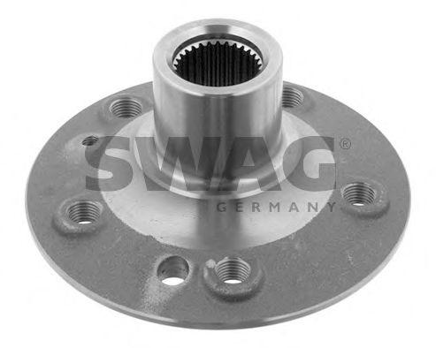10 93 6072 SWAG Wheel Hub