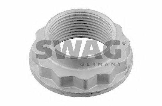20 91 2181 SWAG Nut; Axle Nut, drive shaft; Nut, stub axle