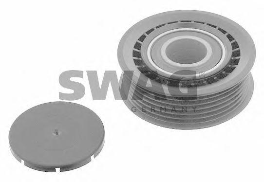 30 03 0047 SWAG Tensioner Pulley, v-ribbed belt