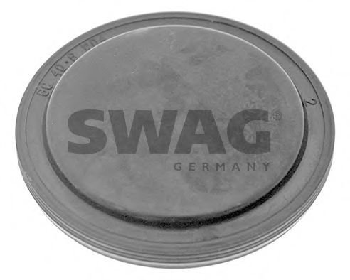32 90 2067 SWAG Flanschdeckel, Automatikgetriebe