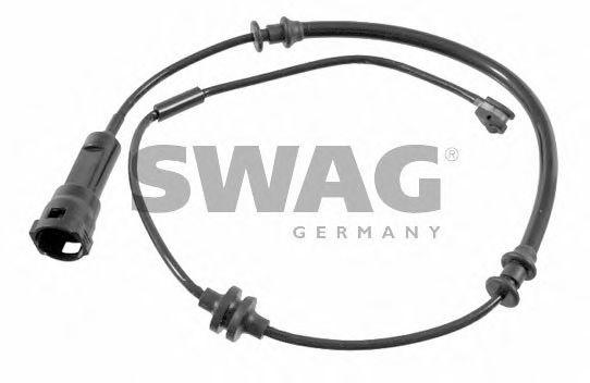 40 92 2072 SWAG Warnkontakt, Bremsbelagverschleiß