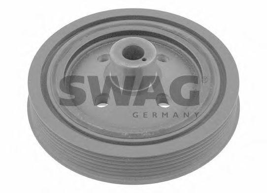 50924889 SWAG Ременный шкив, коленчатый вал