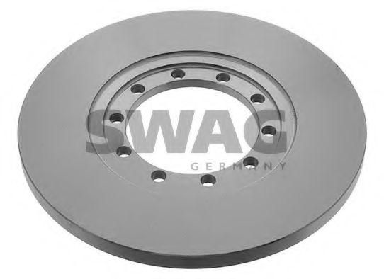 50 94 0779 SWAG Brake Disc