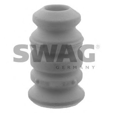 62 93 7187 SWAG Rubber Buffer, suspension