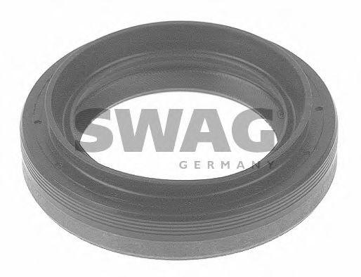 70 91 2106 SWAG Уплотняющее кольцо вала, фланец ступенчатой коробки передач; Уплотняющее кольцо вала, фланец автомат. коробки передач