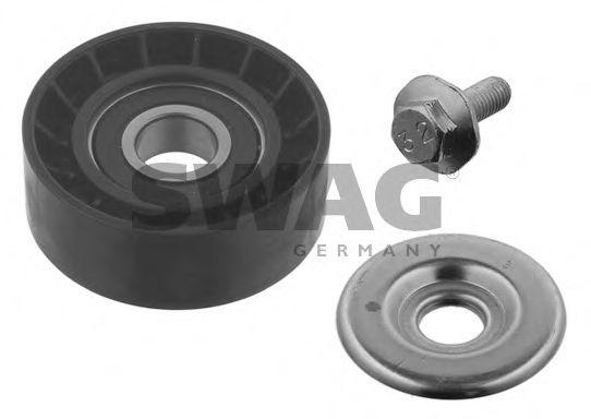70 93 6367 SWAG Deflection/Guide Pulley, v-ribbed belt