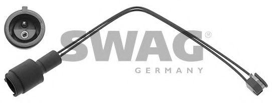 99902398 SWAG Сигнализатор, износ тормозных колодок