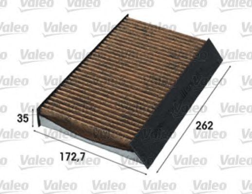 Mecafilter JKR7231 Filter interior air