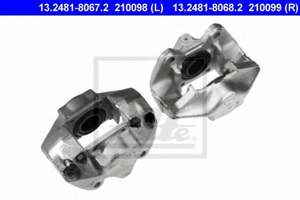 13.2481-8067.2 ATE Brake Caliper