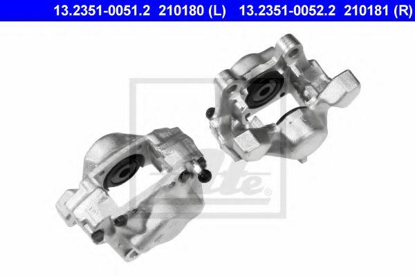 13.2351-0052.2 ATE Brake Caliper