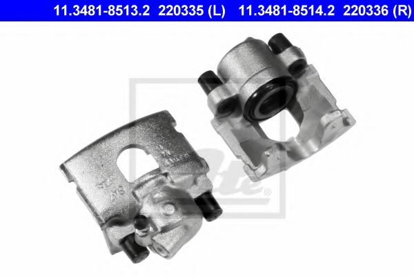 11348185132 ATE Brake Caliper