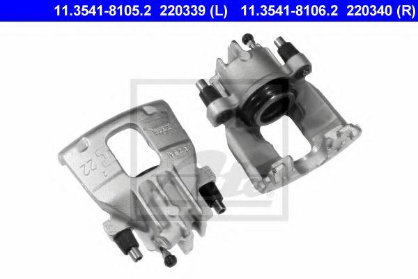 11354181062 ATE Brake Caliper