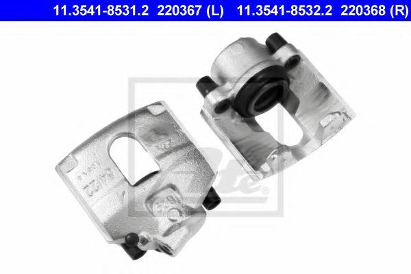 11354185322 ATE Brake Caliper