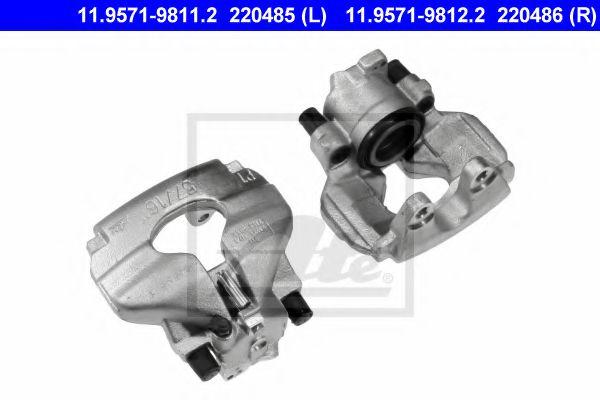 11957198122 ATE Brake Caliper