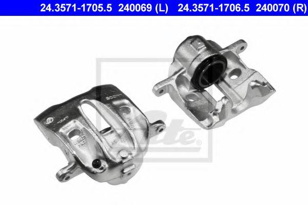 24.3571-1705.5 ATE Brake Caliper