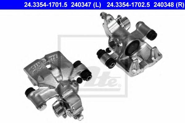 24335417015 ATE Brake Caliper
