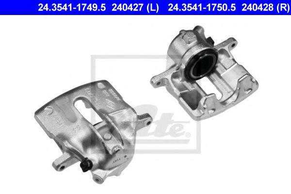 24354117495 ATE Brake Caliper