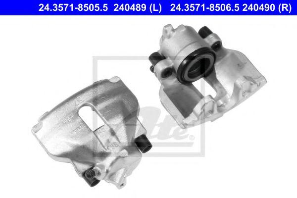 24.35718506.5 ATE Brake Caliper