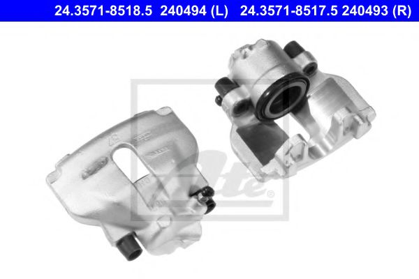 24357185175 ATE Brake Caliper