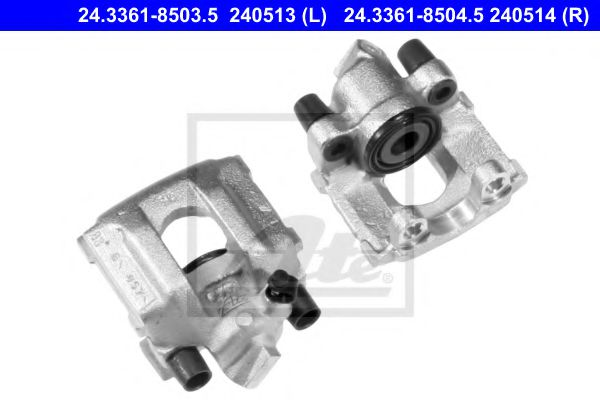 24336185035 ATE Brake Caliper
