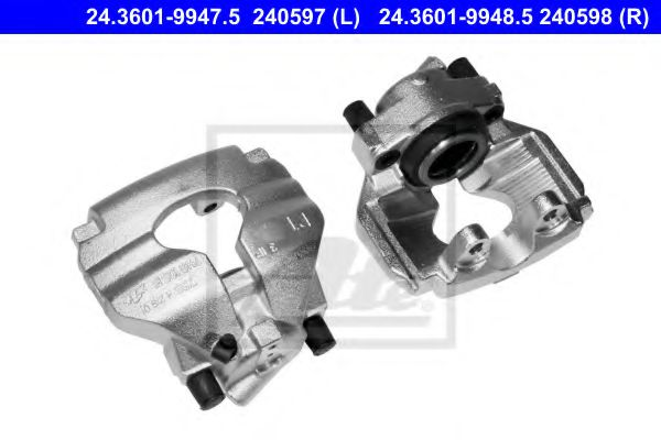24.3601-9947.5 ATE Brake Caliper