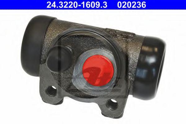 24.3220-1609.3 ATE Wheel Brake Cylinder