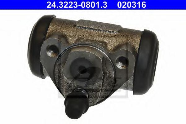24.3223-0801.3 ATE Wheel Brake Cylinder