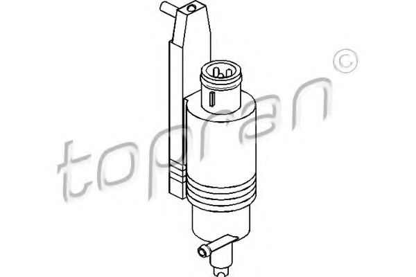 window cleaning MAPCO 90806 Water Pump