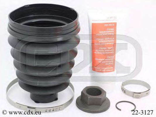 22-3127 CDX Комплект пылника, приводной вал