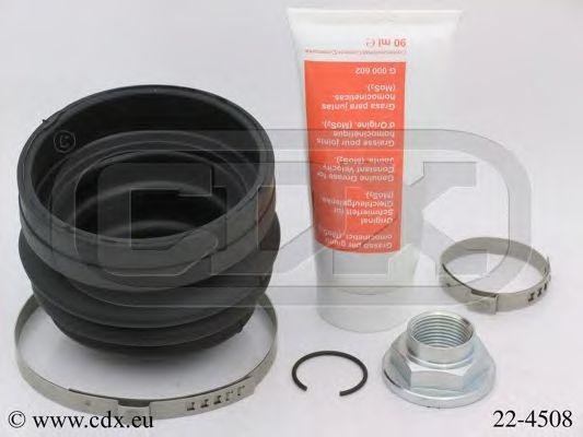 22-4508 CDX Комплект пылника, приводной вал