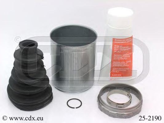 25-2190 CDX Комплект пылника, приводной вал