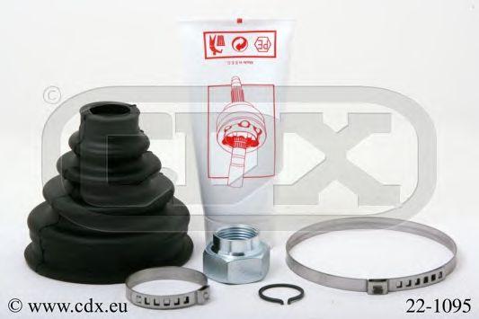 22-1095 CDX Комплект пылника, приводной вал