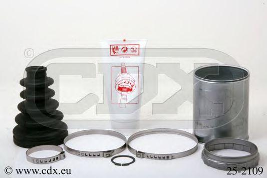 25-2109 CDX Комплект пылника, приводной вал