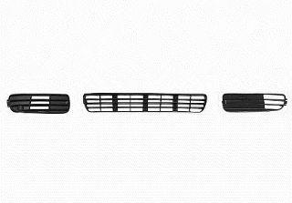 0322599 VAN WEZEL Ventilation Grille, bumper
