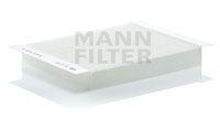 CU2143 MANN-FILTER Фильтр, воздух во внутренном пространстве