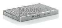 CUK2952 MANN-FILTER Фильтр, воздух во внутренном пространстве