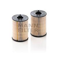 PU 821 x-2 MANN-FILTER Топливный фильтр