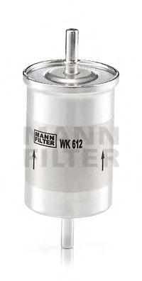 WK612 MANN-FILTER Топливный фильтр