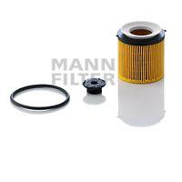 HU 8002 x KIT MANN-FILTER Масляный фильтр