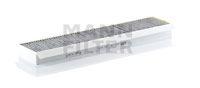 CUK5141 MANN-FILTER Фильтр, воздух во внутренном пространстве