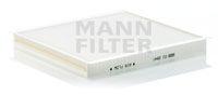 CU2841 MANN-FILTER Фильтр, воздух во внутренном пространстве