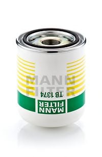 TB 1374 x MANN-FILTER Патрон осушителя воздуха, пневматическая система