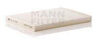 CU 27 003 MANN-FILTER Фильтр, воздух во внутренном пространстве
