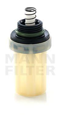WK 4001 MANN-FILTER Топливный фильтр