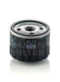 W77 MANN-FILTER Масляный фильтр