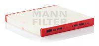 CU2146 MANN-FILTER Фильтр, воздух во внутренном пространстве