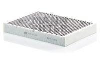CUK34003 MANN-FILTER Фильтр, воздух во внутренном пространстве