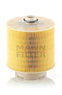 C17137X MANN-FILTER Воздушный фильтр