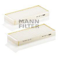 CU22009-2 MANN-FILTER Фильтр, воздух во внутренном пространстве